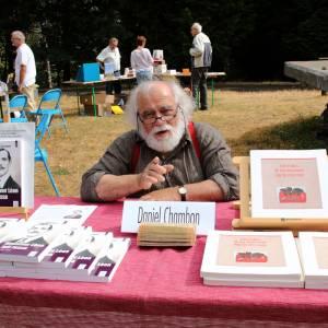 """Daniel Chambon, écrivain, auteur d'un livre familial """"Monsieur Léon juif russe"""""""